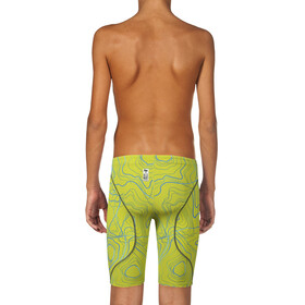 arena Powerskin ST 2.0 Costume a pantaloncino LTD Edition 2019 Ragazzo, sonic lime
